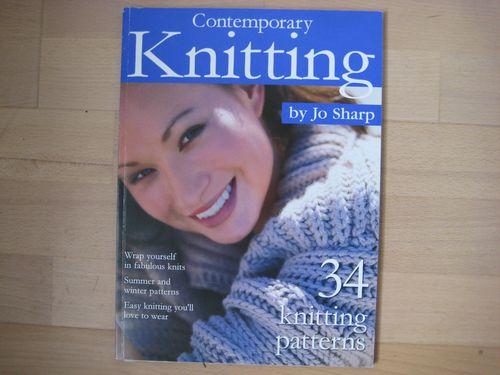 Jo Sharp contempery knitting  60 kr