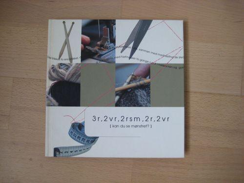 lille idebog fra textilseminariet 25 kr